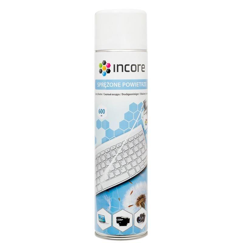 Incore Sprężone powietrze 600 ml spray