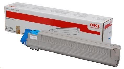 OKI Toner cyan | 20 000str | C9655
