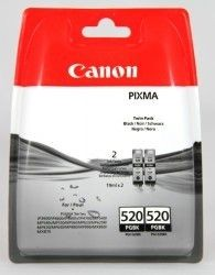 Canon PGI520BK black Twin Pack (IP3600/IP4600)