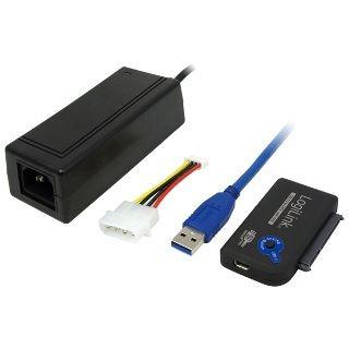 LogiLink adapter USB 3.0 SATA (HDD 2,5'' i 3,5'' OTB)