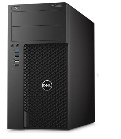 Dell T3620 MT i7-6700 8GB 1TB P400 DVD_RW vPro Win7Pro/Win10Pro 3YNBD