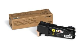 Xerox Toner yellow | 1 000str | Phaser 6500N/WC6505
