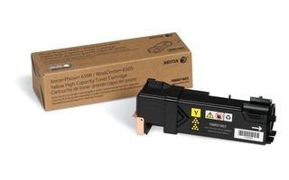 Xerox Toner yellow | 2 500str | Phaser 6500N/WC6505