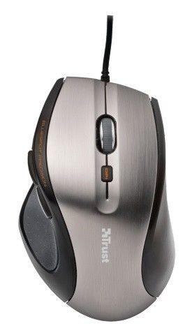 Trust Mysz MaxTrack Mini Mouse (BlueSpot, 6 przycisków, 1.000 DPI, ergonomiczna)