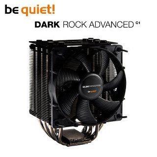 be quiet! CPU Cooler,Dark Rock Advanced,AM3,AM2+,AM2,940,939,775,774,1366,1155