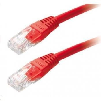 LYNX kabel FTP Cat5E 2m (czerwony)