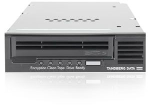 Tandberg Data Tandberg LTO-5 HH - Internal drive kit, black, SAS
