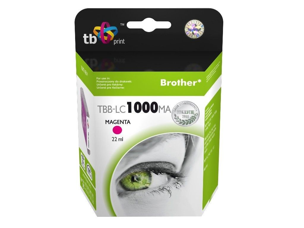 TB Print Tusz do Brother LC1000 TBB-LC1000MA MA