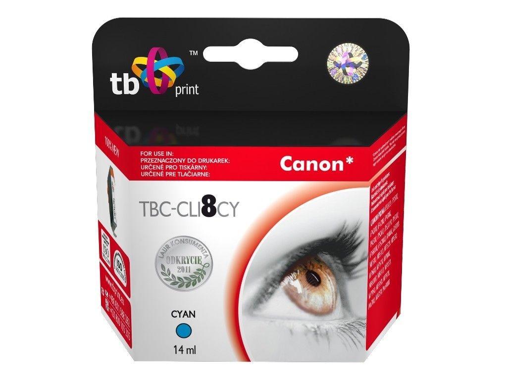 TB Print Tusz do Canon CLI8CY TBC-CLI8CY CY 100% nowy
