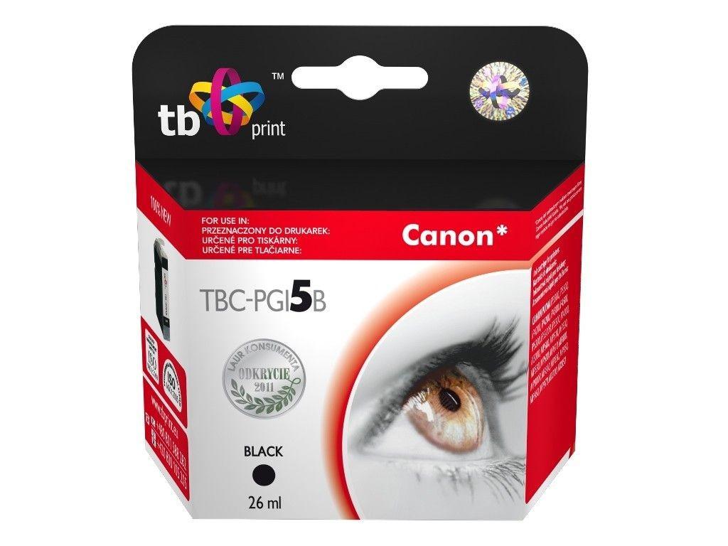 TB Print Tusz do Canon PGI5B TBC-PGI5B BK 100% nowy