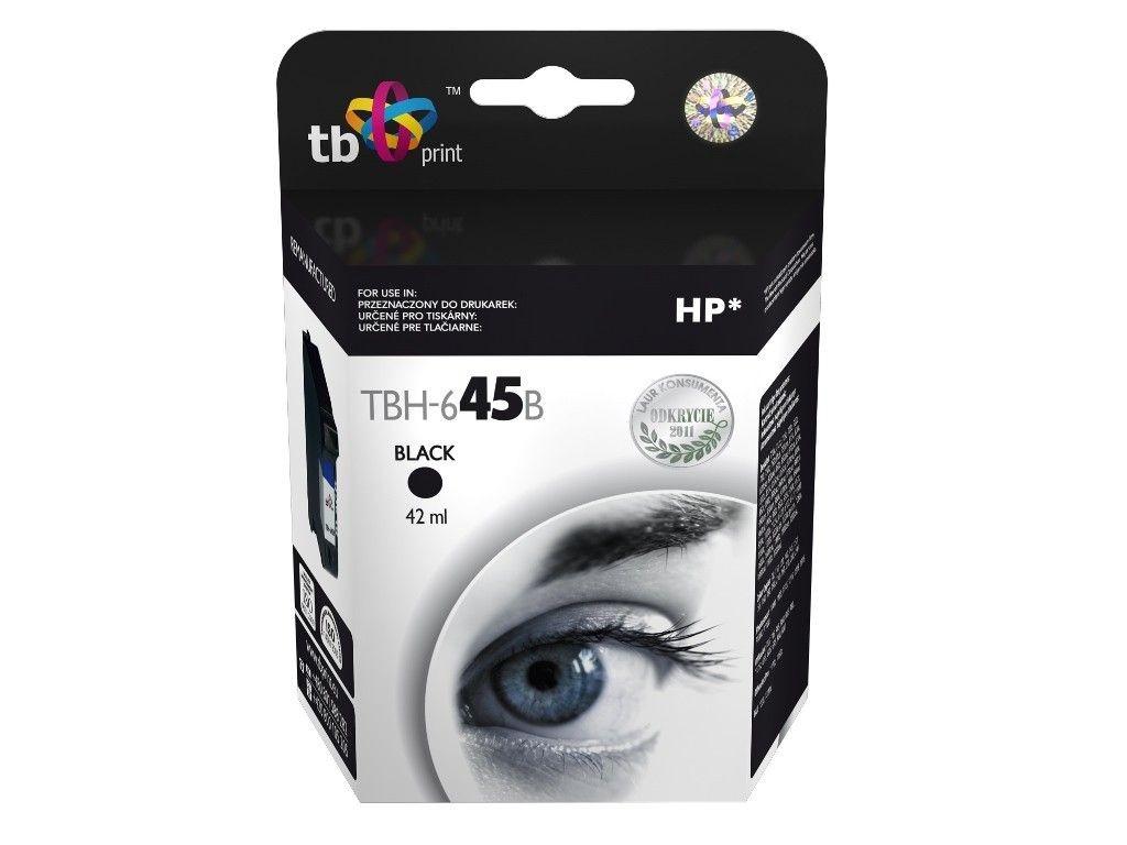 TB Print Tusz do HP Nr 45 - 51645AE TBH-645B BK ref.