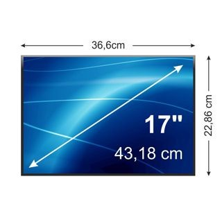 Whitenergy matryca LCD, podś. CCFL, 15.6'', 1440x900, 30 pin, gloss