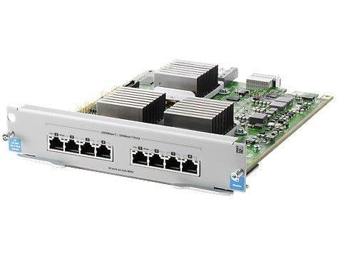 HP ARUBA 8-port 10GBASE-T v2 zl Module J9546A