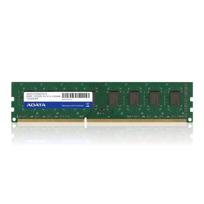 A-Data DDR3 2GB 1333MHz CL9 bulk