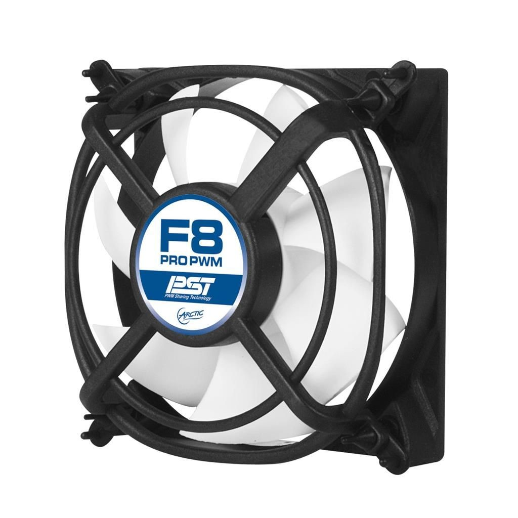 Arctic Cooling fan F8 PRO PWM (80x80x34mm)