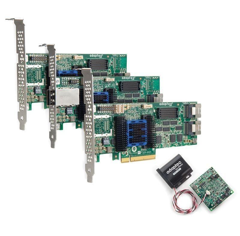 Adaptec RAID 6445 Single SATA2/SAS2 PCIe