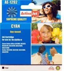 ActiveJet Tusz ActiveJet AE-1292 | Cyan | 15 ml | Epson T1292
