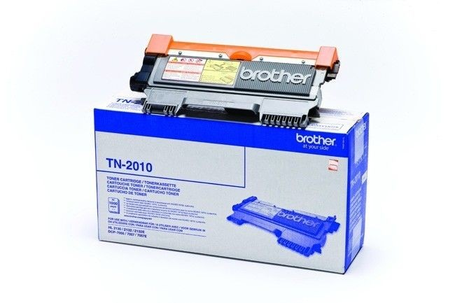 Brother Toner TN2010 black | 1000str | HL2130 / DCP7055