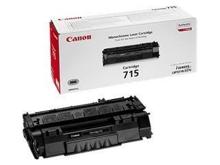 Canon toner black CRG-715
