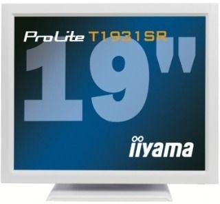 iiyama Monitor IIyama T1931SR-W1 19inch, TN touchscreen, 1280x1024, DVI, głośniki