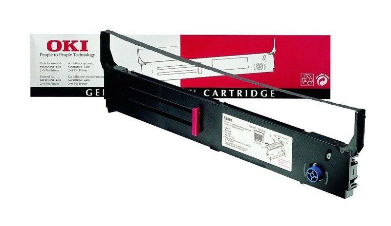 OKI Taśma black Microline 4pack | 4 x 30 000 znaków | MX-CRB-MX1100/1150/1201