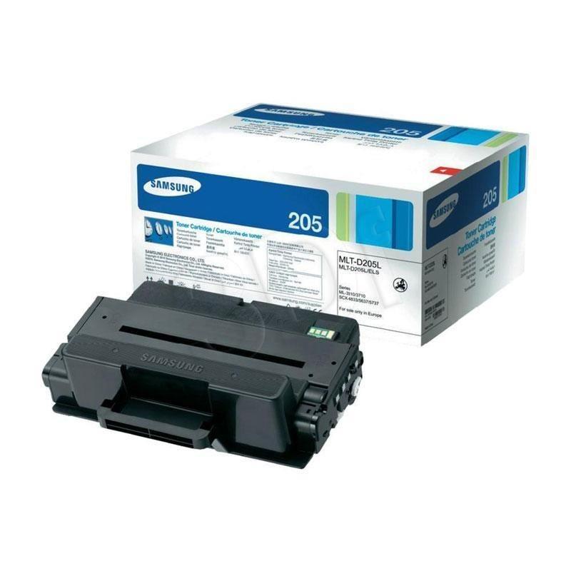 Samsung Toner black MLT-D205E | 10 000str | ML-3710/SCX-5637/SCX-5737