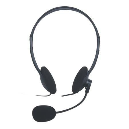 Vakoss SK-201H słuchawki stereo z mikrofonem (nauszne)