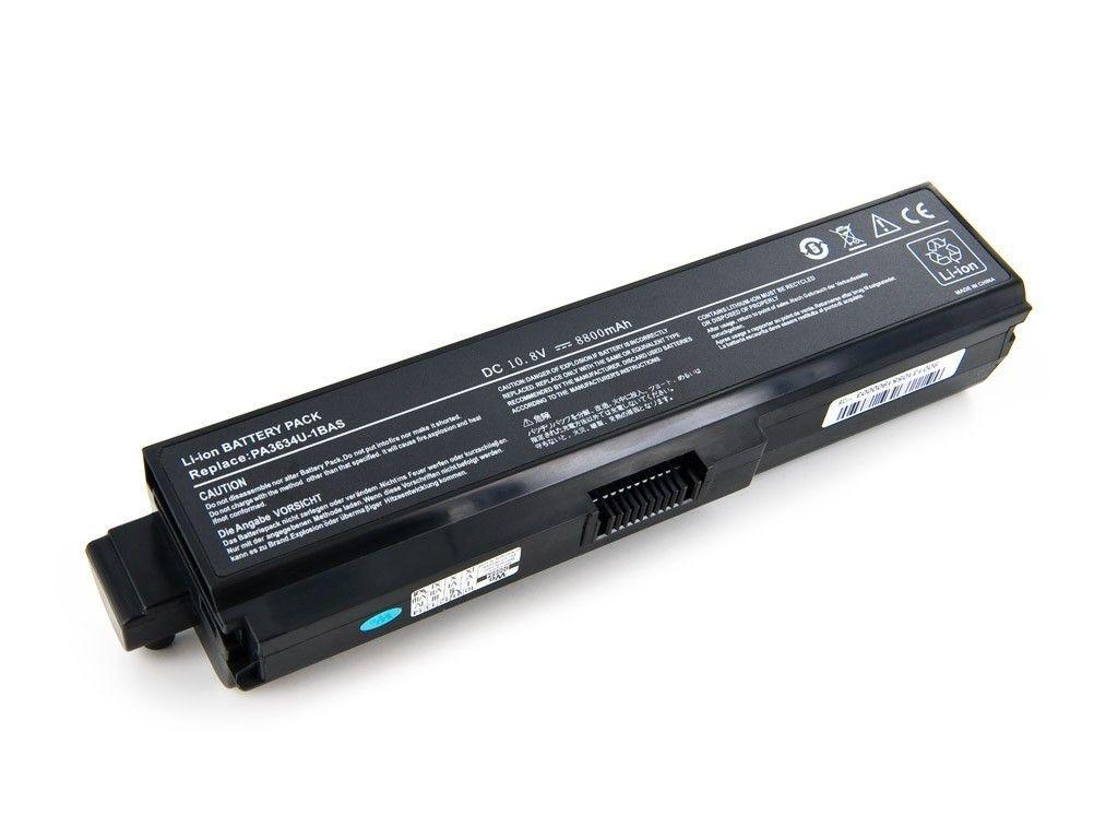 Whitenergy Premium HC bateria Toshiba PA3634 / PA3636 (10.8V, Li-Ion, 8800mAh)
