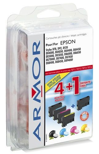 Armor tusz do Epson Stylus Photo RX425 (2B+1C+1M+1Y)