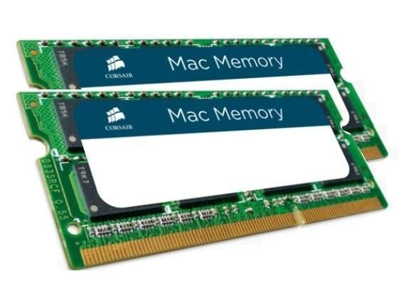 Corsair SODIMM DDR3 2x4GB 1066MHz CL7