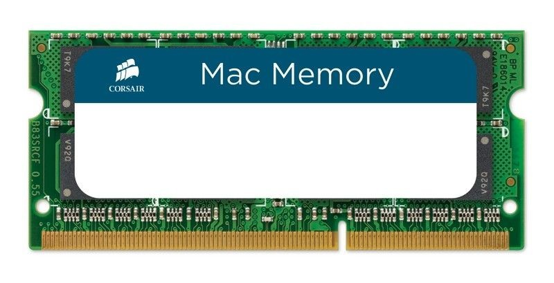 Corsair 4GB 1066MHz DDR3 CL7 SODIMM 1.5V, Mac Memory