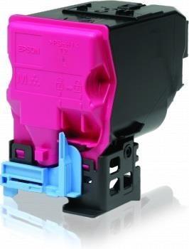 Epson toner AcuBrite magenta (6000str, AcuLaser C3900DN)