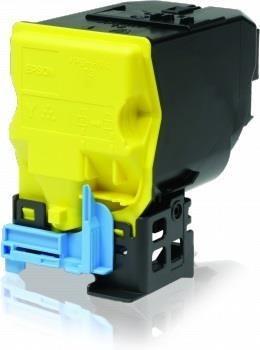 Epson toner AcuBrite yellow (6000str, AcuLaser C3900DN)