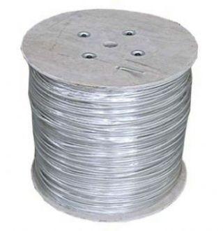 Gembird kabel instalacyjny skrętka FTP (4x2, kat. 5e, drut, 1000m, szary)