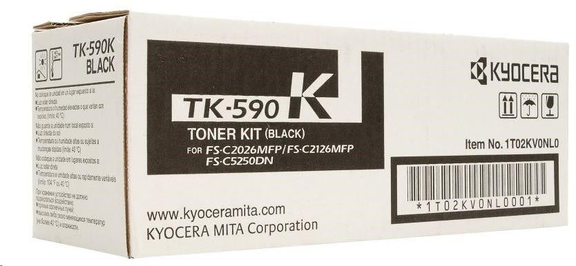 Kyocera toner TK-590K Black