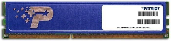 Patriot DDR3 4GB 1333MHz CL9 HS
