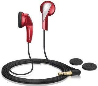Sennheiser MX 365 Red słuchawki douszne