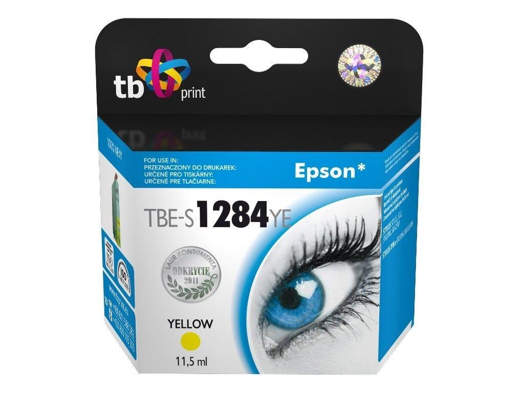 TB Print Tusz do Epson S22/SX125 TBE-S1284YE YE