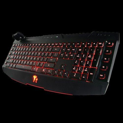 Thermaltake eSPORTS klawiatura dla graczy - Challenger Pro Backlight
