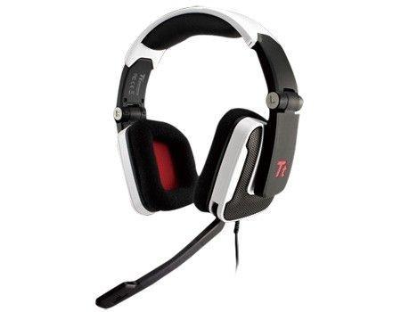 Thermaltake eSPORTS słuchawki dla graczy - Shock White