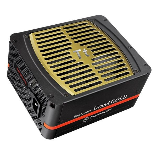 Thermaltake Toughpower Grand 1050W Modular (80+ Gold, 8xPEG, 140mm)