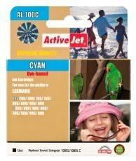 ActiveJet Tusz ActiveJet AL-100C | Cyan | 13 ml | Lexmark 14N1069E