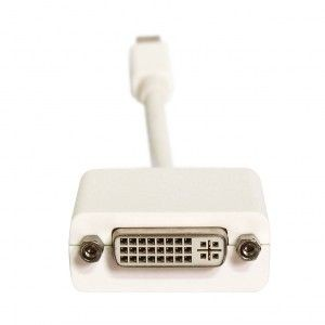 ART adapter miniDisplay PORT/DVI żeński 15cm OEM