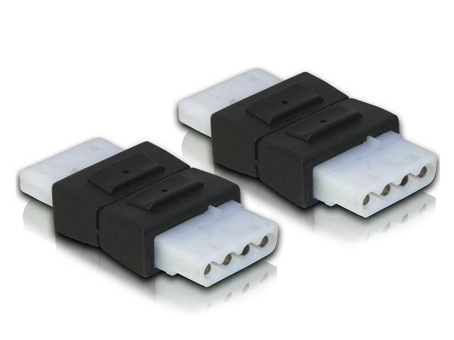 Delock adapter 4 pin Molex F/F żeńsko-żeński