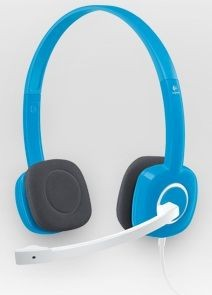 Logitech Stereo Headset H150 Blueberry