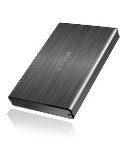 RaidSonic Technology IcyBox Obudowa na Dysk 2,5'' SATA z 1x USB 3.0, Aluminium + Futerał