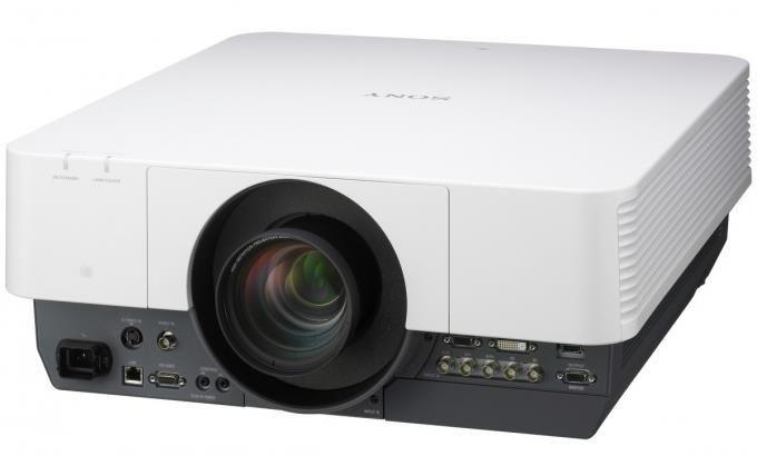 Sony Projektor SONY VPL-FH500L, 7000lm, WUXGA, 2500:1, DVI-D, RS232, RJ45,