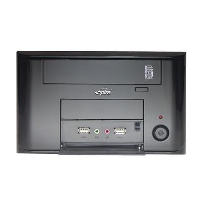 Spire obudowa komputerowa PowerCube 210, miniITX z zasilaczem