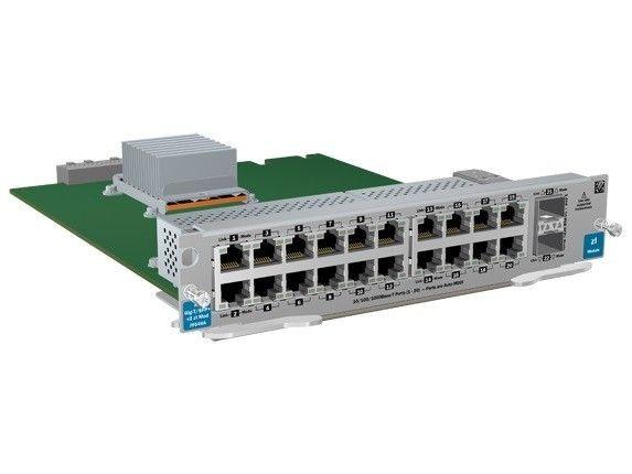 HP ARUBA 20-port Gig-T/2-port SFP+ v2 zl Module J9548A