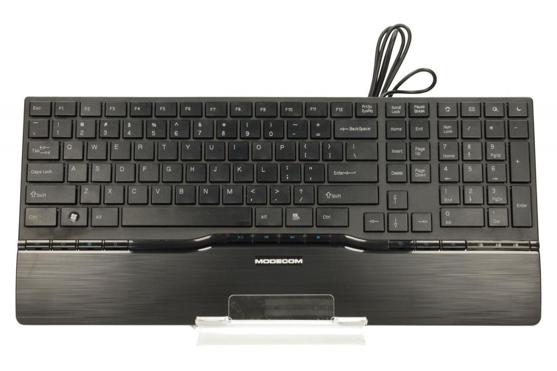 ModeCom Przewodowa Klawiatura MC-9005 USB black